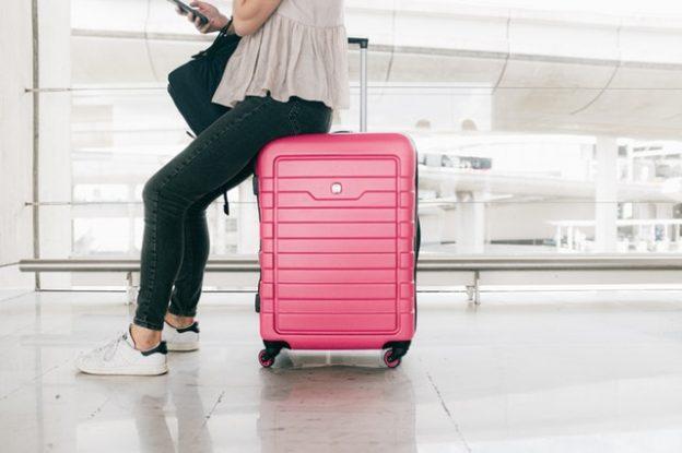 shipping luggage to Guyana
